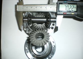 Manufacture of miniature bevel gears