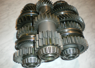 Design and manufacture of gears for transmission boxes