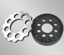 Manufacture of cyclo gears with internal meshing