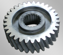 Manufacture of helical gears