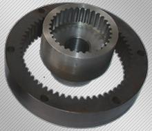 Производство на цилиндрични зъбни колела с вътрешни зъби