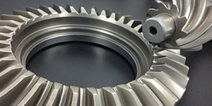 Manufacture of bevel gears