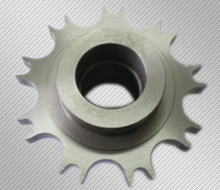 Manufacture of sprockets