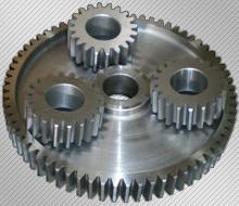 Производство на цилиндрични зъбни колела с прави зъби