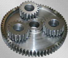 Manufacture of spur gears
