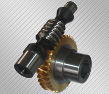Manufacture of worm gears