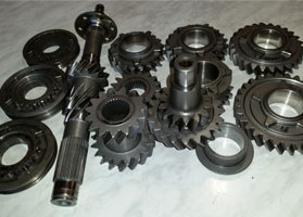 Spare parts for a gearbox