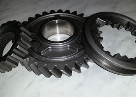 Dog box gears